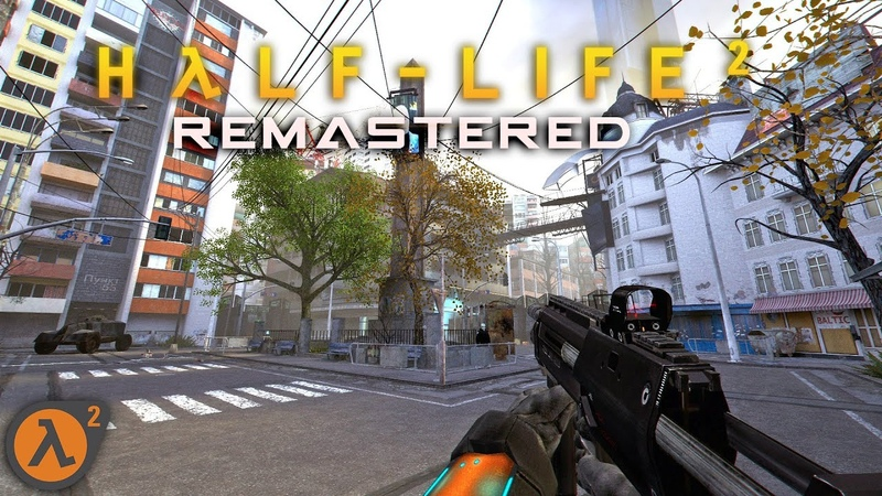 HALF LIFE 2 Remastered 2020 Edition With 'Vanilla' 'MMOD' Compatible 1440p 60fps
