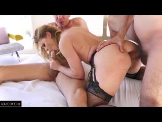 Steve Holmes, Mick Blue, Aubrey Sinclair Double penetrationIn troy, Cumshot in mouth, Beautiful lingerie, Ass