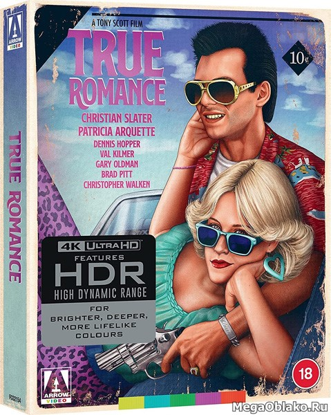 Настоящая любовь / True Romance (1993)   UltraHD 4K 2160p