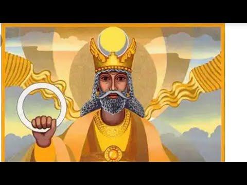 БОГ ЗАЩИТНИК АХУРА МАЗДА прямой эфир