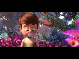 Мультфильм Маугли дикой планеты (2019) - Русский трейлер 2