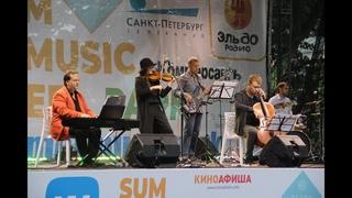 Ganenko & Band (Дмитрий Ганенко) - концерт, Summer Music Park (, С-Петербург,Ботанический сад)HD