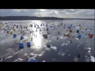 Зимняя рыбалка на Сахалине - это так