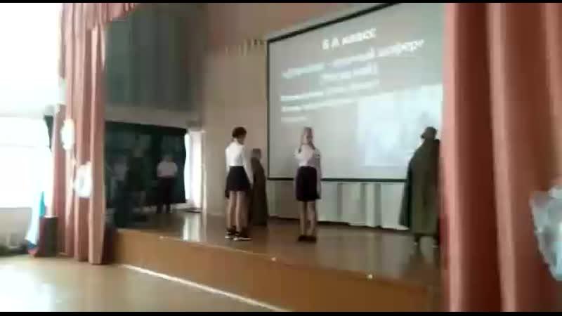 6А-Фестиваль патриотической песни 2020
