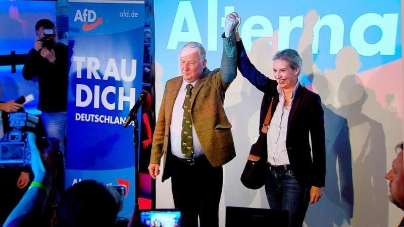 Die Story im Ersten Die AfD im Bundestag | Das Erste