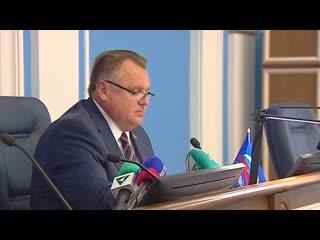 Депутаты гордумы отправили спикера Юрия Уткина в отставку