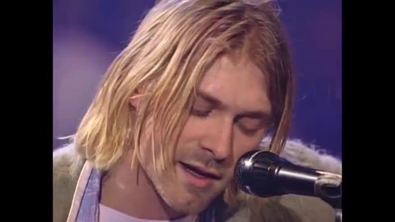20 февраля родился Курт Кобейн Nirvana The Man Who Sold The World MTV Unplugged