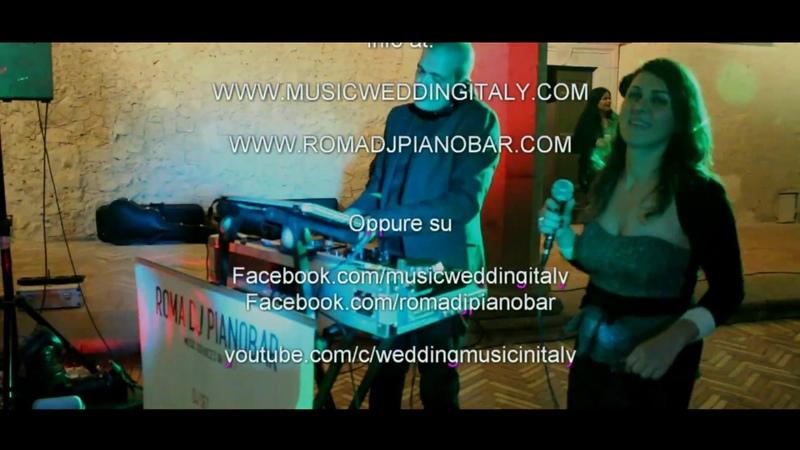 MUSIC WEDDING ITALY WEDDING DJ Te Assumi Pro Brasil Na Praia 2 Ao Vivo Matheus Kauan