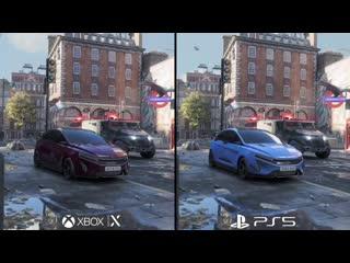 Watch Dogs Legion — сравнение на PS5 и Xbox Series X|S