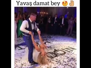 Очень крутой свадебный танец, кто повторит?