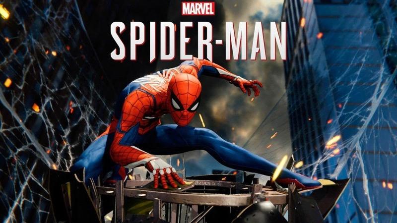 Человек Паук PS4 прохождение на русском языке 1 5 части Marvel's Spider Man 2018