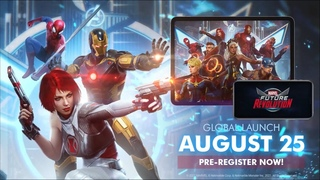 MARVEL Future Revolution - Launching Worldwide August 25, 2021