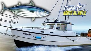 ЕЩЁ ОДИН РЫБНЫЙ ДЕНЬ - Fishing: North Atlantic (стрим) #4