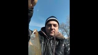Рыбалка в марте (открытие фидерного сезона 2021)