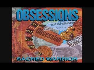 "Sacred Warrior - ""Obsessions"" [FULL ALBUM, 1991, Christian Hard Rock]"