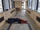 В Грозном убили полицейского, который досматривал сумку 22.06.2014