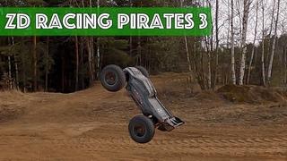 ZD Racing Pirates 3 в башинге (неудачный опыт)