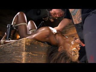 Ana Foxxx [FullHD, 1080p, Anal, Sex, BDSM, Humiliation Rough Brutal Hardcore, Ebony]