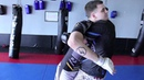 Contract Killer Bearhug Backbreaker Takedown working from the clinch