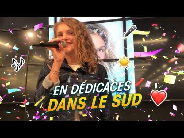 Vlog 23 En dédicaces dans le sud de la France