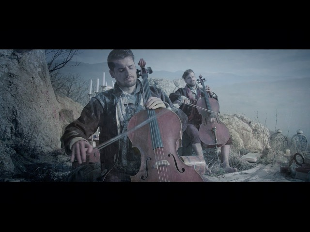 2CELLOS May It Be The Lord of the Rings OFFICIAL VIDEO