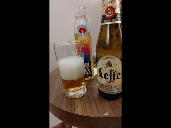 Drunk Reviews Belgian Beers Leffe Hopper