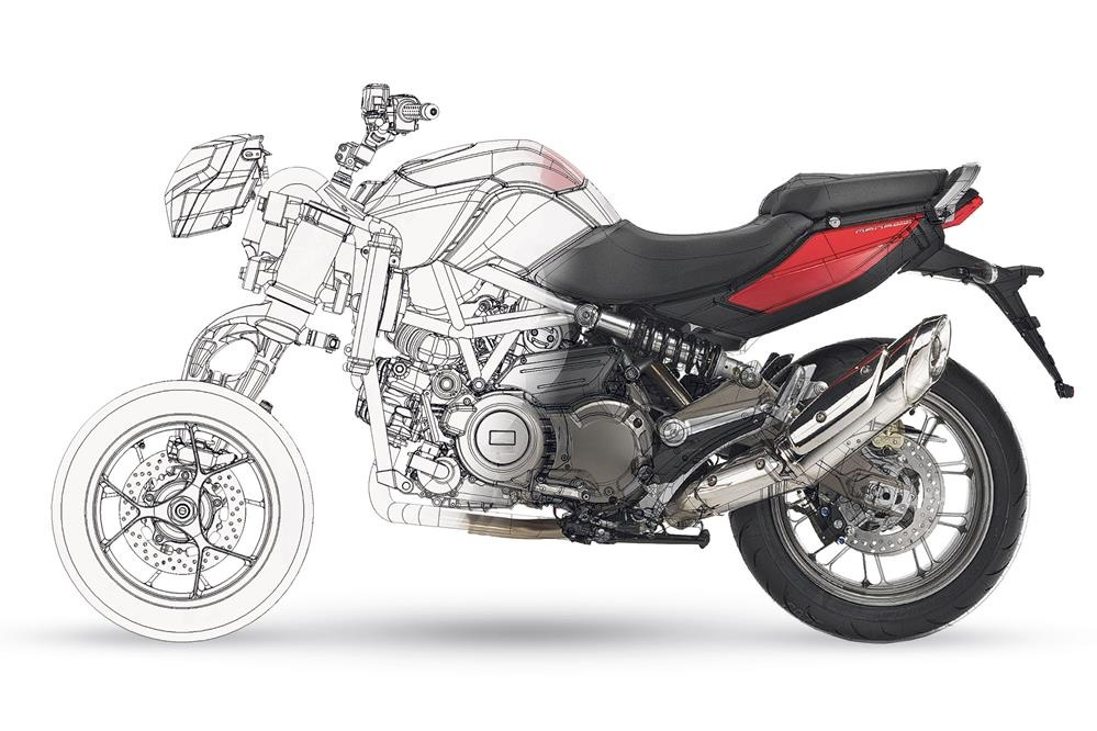 Aprilia разрабатывает аналог Yamaha Nikken