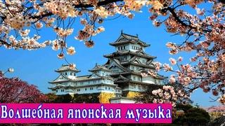 Волшебная японская музыка.Самые удивительные пейзажи Японии.Traditional Japanese Music.(HD 1080p)