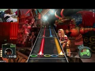 Knife party centipede (flash guitar hero by kreemons)