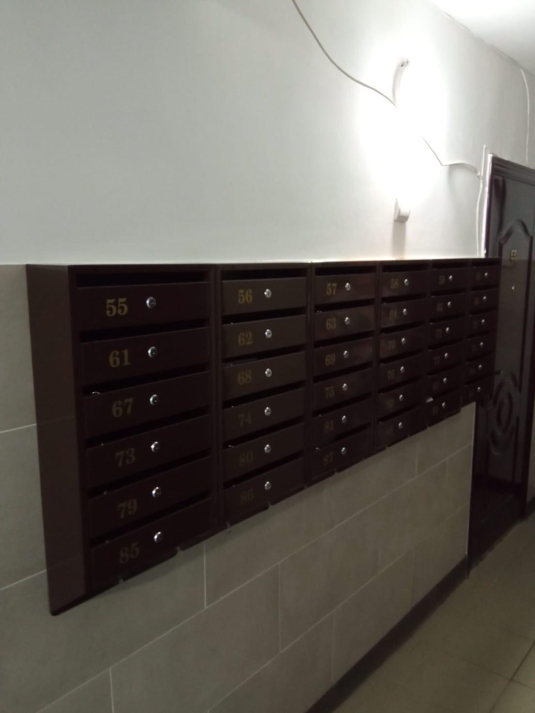 Улица Ердякова дом 14 установка почтовых ящиков