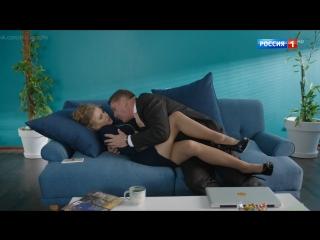 Виктория Клинкова в сериале Обман (2018, Анна Гресь) - Серия 9, 10 (HDTV 1080i) Голая Секси, ножки