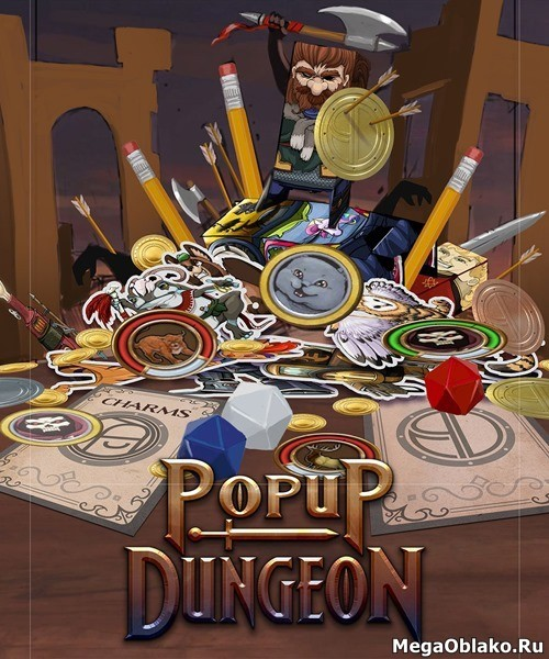 Popup Dungeon (2020/ENG/RePack)