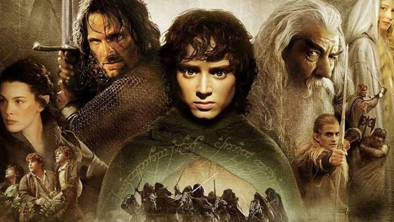 The first fresh films of the lord of the rings actors part 1
