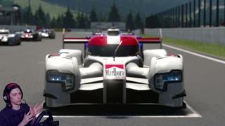 Тренировка Gran Turismo SPORT Nations Cup round 2
