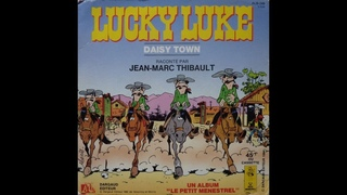 Счастливчик Люк. Lucky Luke. Daisy Town