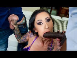 [MylfXHussie Pass] Lily Lane - Double Shot | Anal Sex DP MILF Big Tits BBC Blowjob Doggystyle Reverse Cowgirl Facial Porn Порно