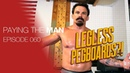Check out these LEGLESS PEGBOARDS | Paying the Man Ep.060