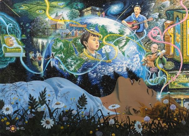 Родовые поместья России как вариант инновационной экологической экономики будущего Земли!, изображение №12