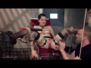 Посвящение прошло успешно The Training of Kasey Warner [BDSM, Domination. porno, Sex, hard, rough, бдсм, секс, жестко]
