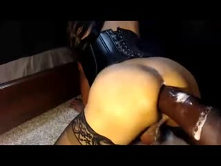 Ass creaming fucked hard by big dildo fuck machine on cam _ Extremeanal1