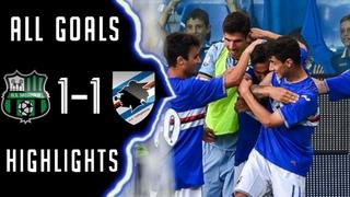 Sassuolo Sampdoria U19 1-1 Sintesi e Gol - Highlights Goals - HD *CAMPIONATO PRIMAVERA*