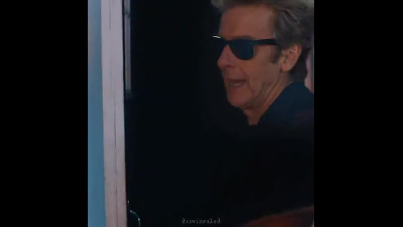 Doctor who out of context (twelfth doctor era)