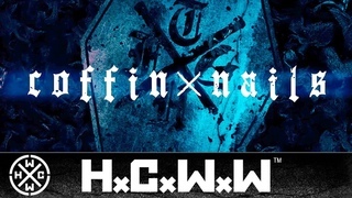 TRADING HEROES FOR GHOSTS - COFFIN NAILS - HARDCORE WORLDWIDE (OFFICIAL LYRIC HD VERSION HCWW)
