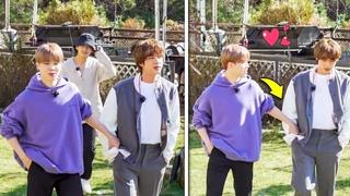 BTS Maknae Line love their Hyungs