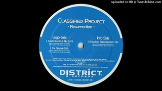 Classified Project - Resurrection (Amsterdam Club Mix)