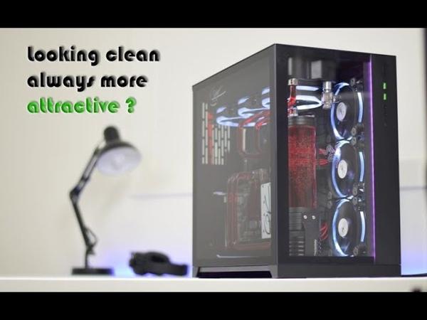 Watercooling setup Lian li PC 011 Dynamic Razer Edition in 10 minutes