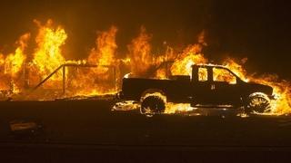 Пожар уничтожает Якутию. Дым подбирается к городам, осадков не ожидается