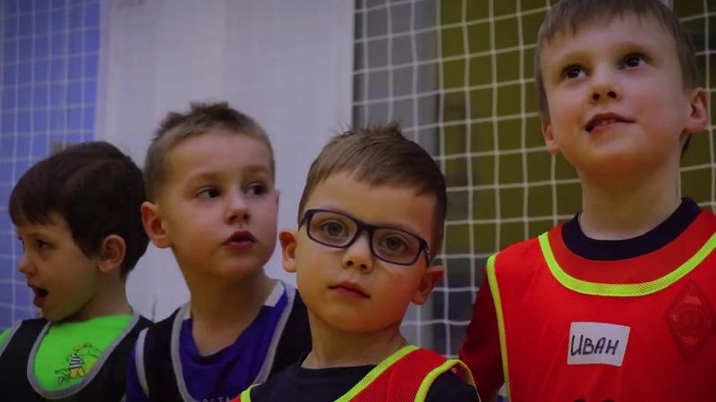 ПЕРВАЯ тренировка MFC JUNIOR Новый футбольный клуб Воскресенск