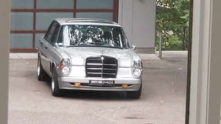 Неизвестный AMG, Мерседес W109 300SEL 6.3+
