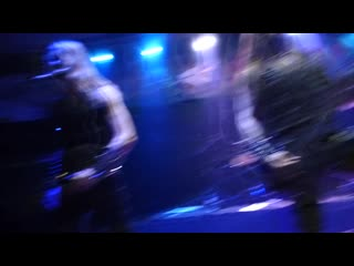 Necrophobic live in moscow 2018